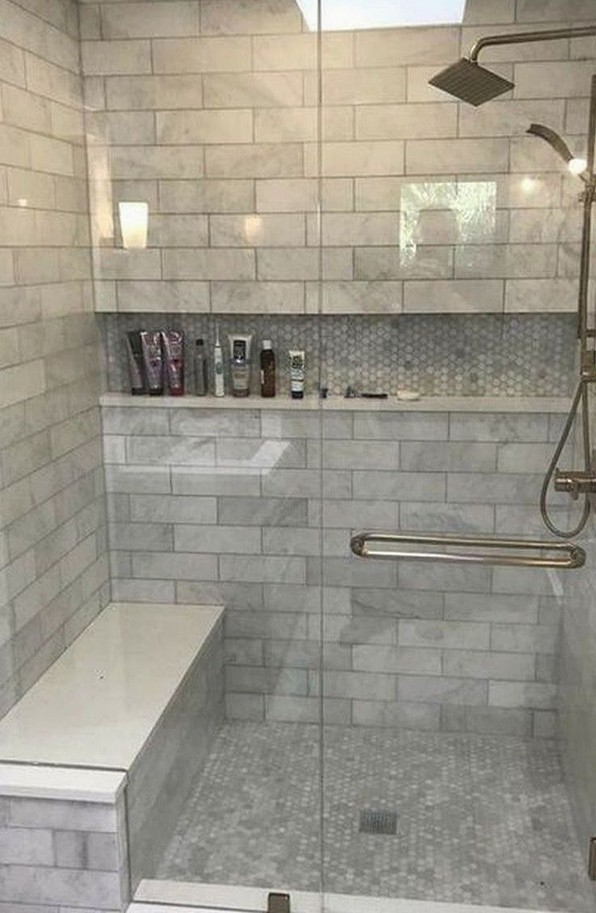 20 Beautiful Bathroom Shower Decoration 11