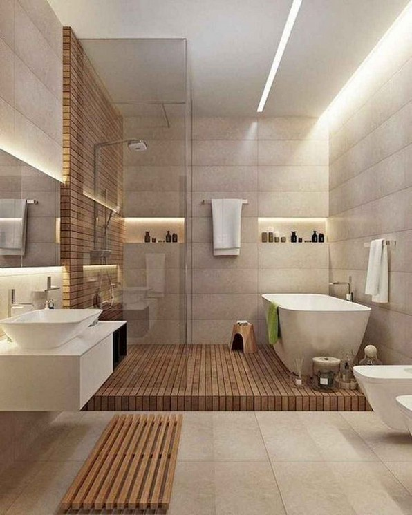 20 Beautiful Bathroom Shower Decoration 14