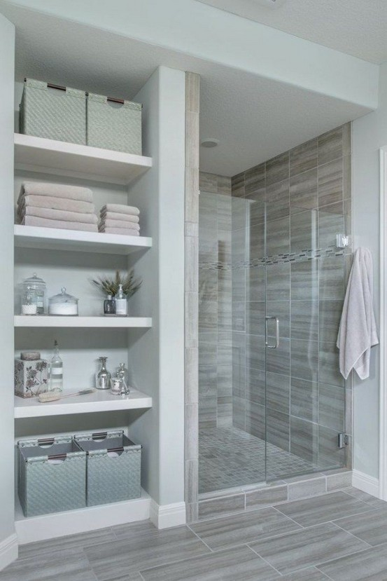 20 Beautiful Bathroom Shower Decoration 21