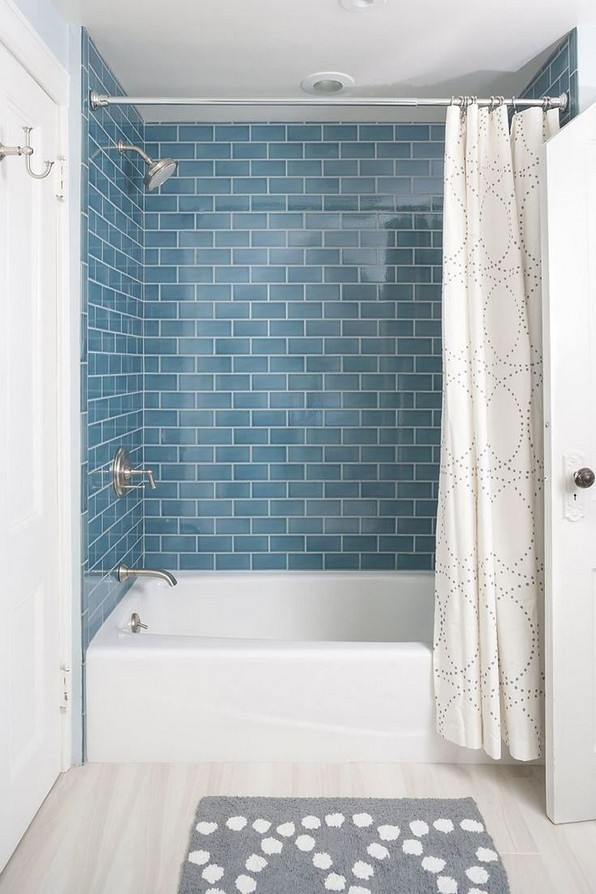 20 Beautiful Bathroom Shower Decoration 23