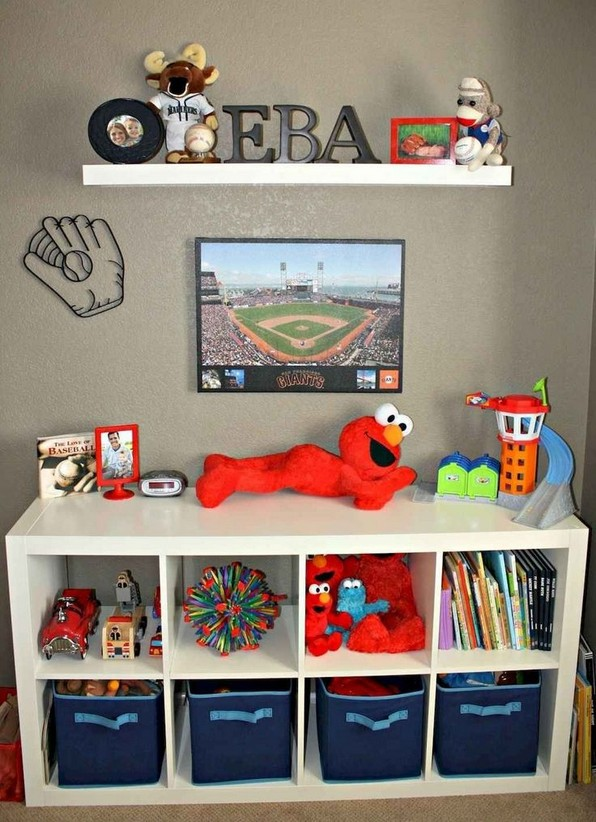 20 Great Ideas For Decorating Boys Rooms 03