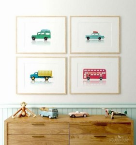 20 Great Ideas For Decorating Boys Rooms 14