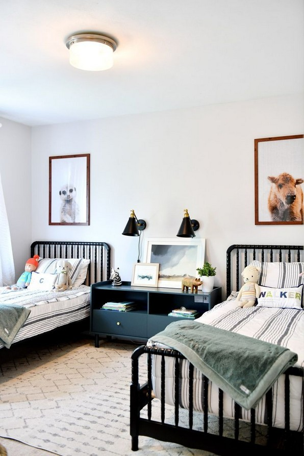 20 Great Ideas For Decorating Boys Rooms 21