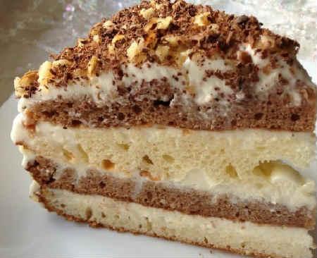 Resep Pie Sebagai Isian Marmer Berisi Krim Asam Kue Krim