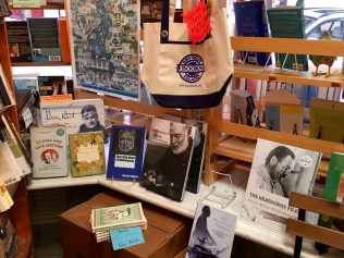 What would any Key West bookstore be without a tribute to former island resident, Ernest Hemingway.