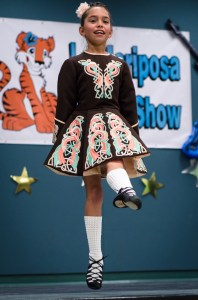 Amazing Irish Dance by Anna