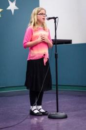 """Kyla singing """"Yesterday"""""""