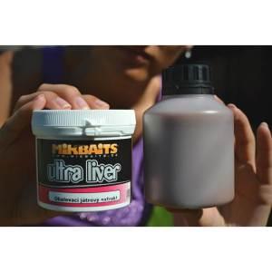 Obalovací Pečeňový Extrakt Mikbaits Ultra Liver