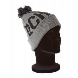 Zimná čiapka FOX Chunk Bobble Hat Black/Grey