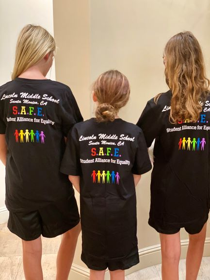 S.A.F.E. Club T-Shirt