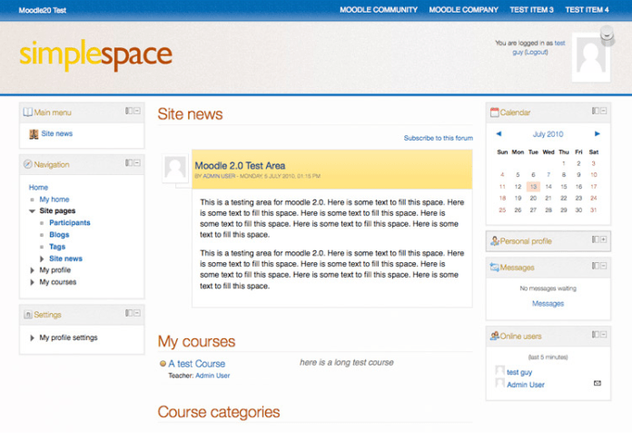 simplespace