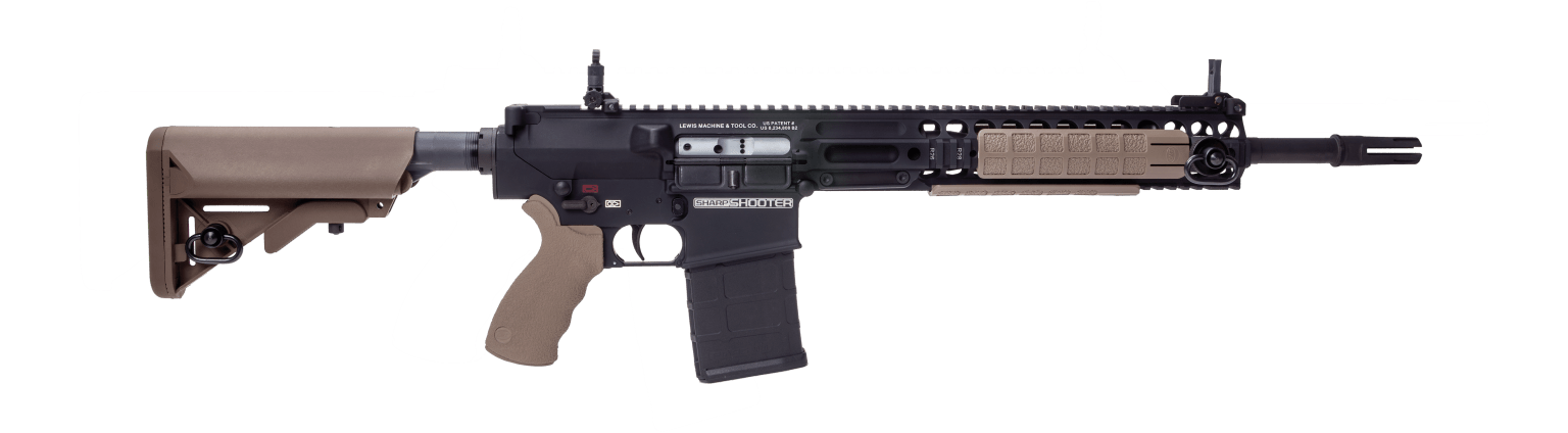 L129A1 Reference Rifle