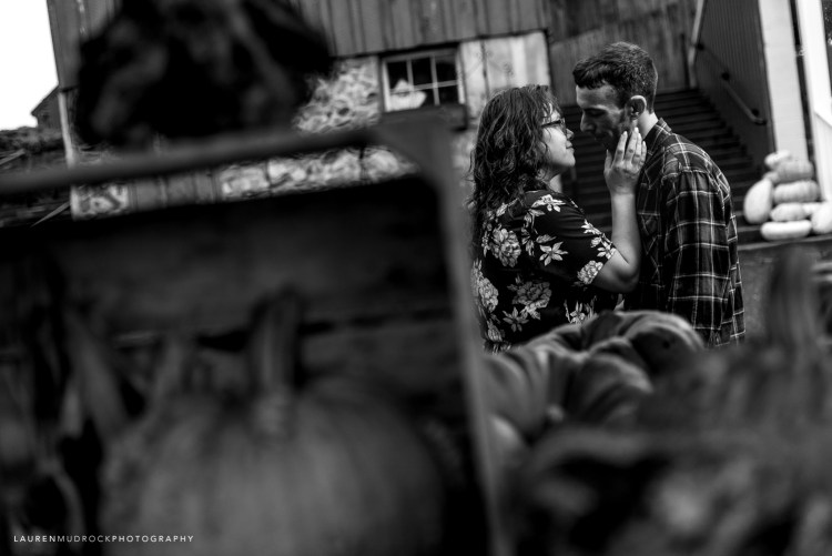 skye & craig engagement session