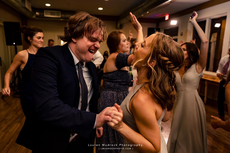 dance floor candid wedding