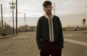 One DirectionのLouis Tomlinson
