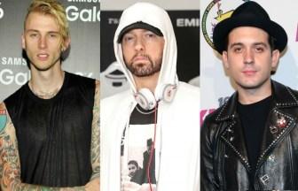 Machine Gun KellyとG-Easy、Eminemの介入によって論争を終結させたと報道