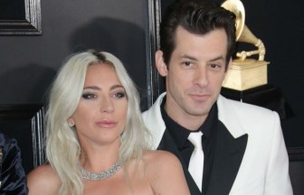 Mark Ronson、Lady Gaga