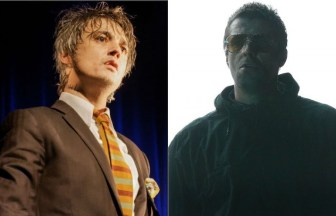 The LibertinesのPeter Doherty、Liam Gallagher