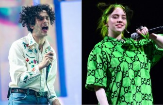 The 1975やBillie Eilish