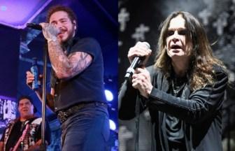 Ozzy Osbourne、Post Malone