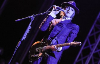 The LibertinesのPete Doherty