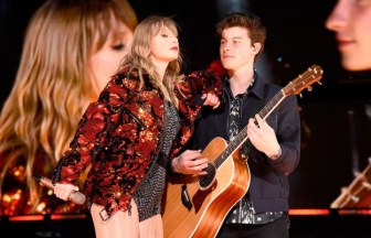 Taylor Swift、Shawn Mendes