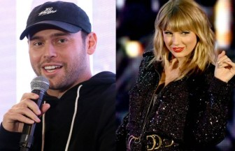 Scooter Brown、Taylor Swift