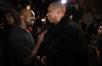 Jay-ZとKanye West