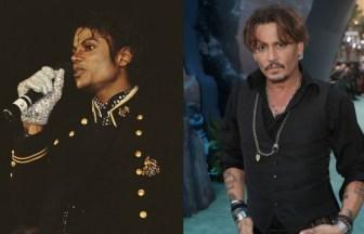 Michael Jackson Johnny Depp