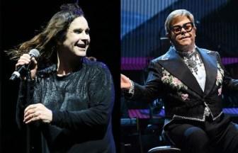 Ozzy Osbourne、Elton John