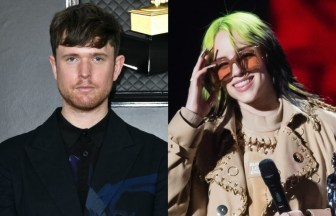James Blake、Billie Eilish