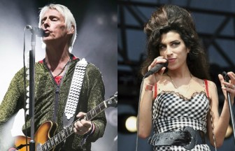 Paul Weller、Amy Winehouse