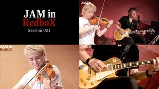 「JAM in RedboX」