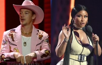 Major Lazer、Nicki Minaj
