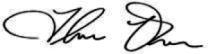 Thomas Poon Signature