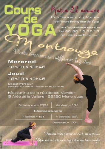 Tract Cours Yoga Katia El Aouane Montrouge VO6