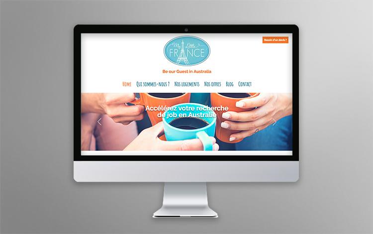 Blog WHV Australie - Webdesign et Mise en place - Hébergement