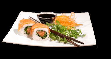 sushi bestellen von yoko sushi