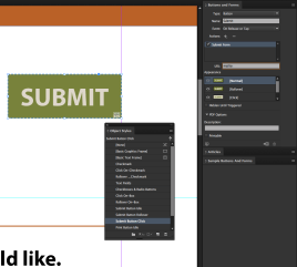 Lesson 3 - Adding submit and print buttons 2