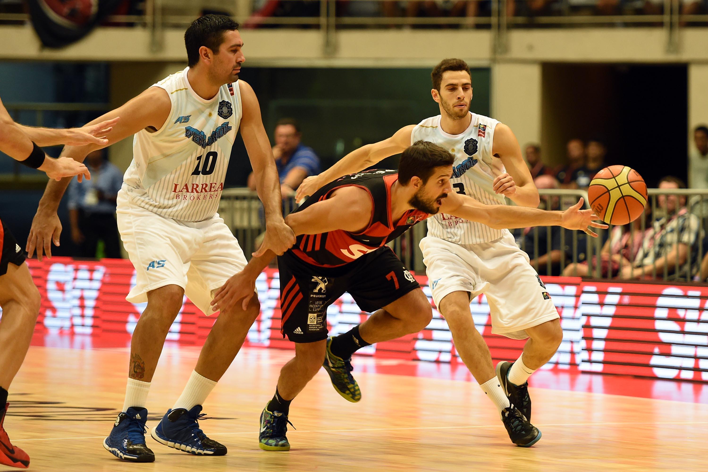 Reforço do Spurs já jogou pelo Flamengo (Gaspar Nóbrega/Fiba Americas)