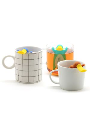 GONGDREEN インフューザー 茶漉し gongdreen VivaBoo Tea Infuser GDR-Viva-M