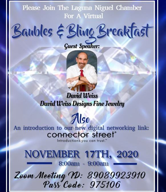 Baubles & Bling Networking Breakfast