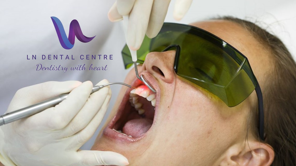 Treating a Gummy Smile With Dental Lasers