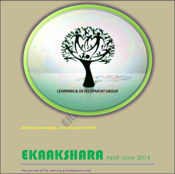 Ekaakshara – Vol 6 – April 2014