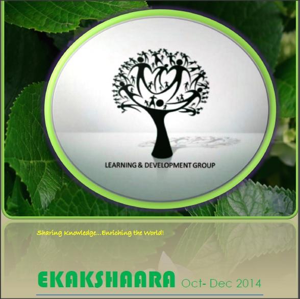 Ekaakshara – Vol 8 – October 2014