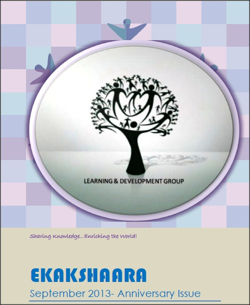 Ekaakshara – Vol 4 – September 2013