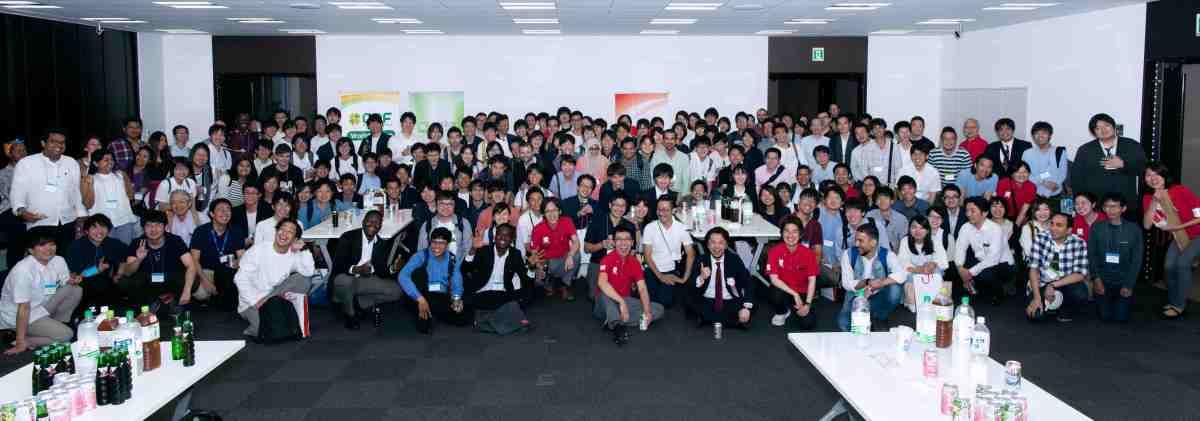 6月22日(土)にキャリアディスカバリーフォーラム2019を実施、学生・若手研究者と企業、総勢390名が参加しました。