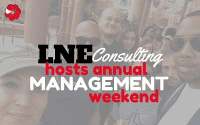 LNE Consulting Hosts Annual Management Weekend