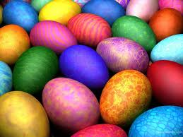 WHAT IS THE TRUE MEANING OF EASTER ? - A COTTON-TAILED BUNNY - COLORED EGGS ? (3/4)
