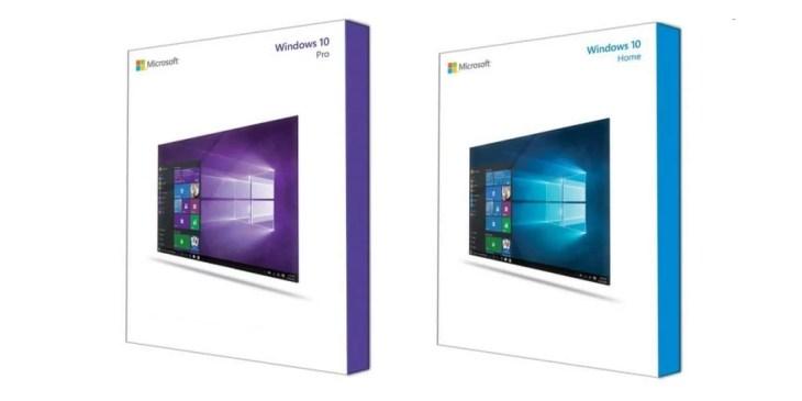 Windows 10 box